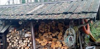 never too much wood